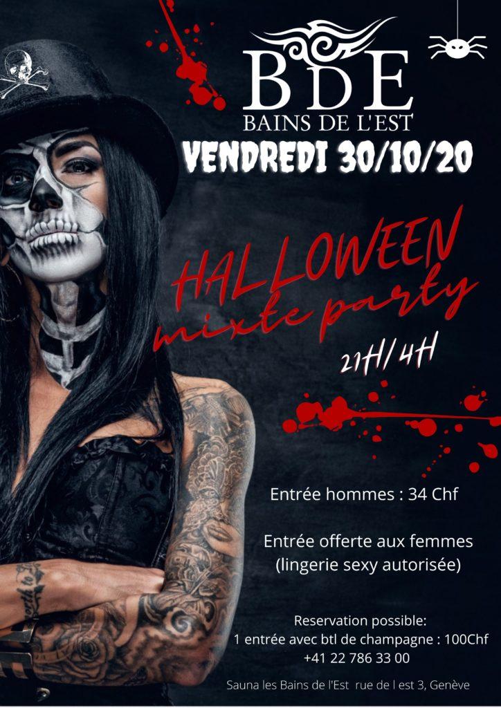 Halloween Mixte party-2